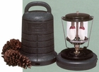 Double Mantle Propane Lantern with Case