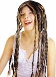 Adult 60s Hippie Girl Wig