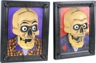 Animated Halloween Picture Prop Set