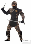 Child's Special Ops Ninja Costume