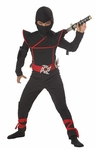 Child's Stealth Ninja Costume