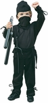 Toddler Black Ninja Costume