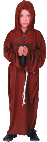 Child's Monk Robe Costume