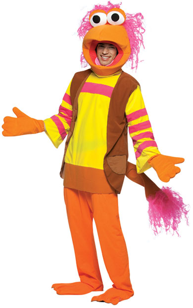 Adult Fraggle Rock Gobo Costume