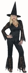 Adult Bewitched Black Witch Costume