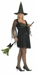 Adult Classy Witch Maternity Costume