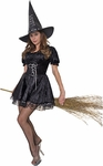 Adult Spell Witch Costume