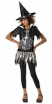 Preteen Gothic Witch Costume