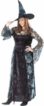 Women's Plus Size Sorceress Costume