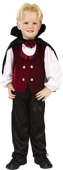 Toddler Classic Vampire Costume