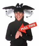 Flying Bat Hat