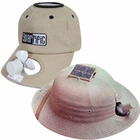 Solar Cooling Hats