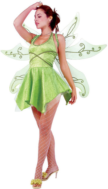 Sexy Trixie Fairy Costume