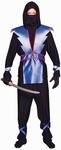 Adult Blue Ninja Costume