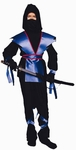 Child's Ninja Master Blue Costume