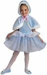 Child's Cinderella Balerina Cape