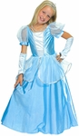 Child's Deluxe Cinderella Costume