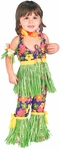 Toddler Hula Dancer Costume