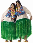 Women's Maternity Hula Girl Costume