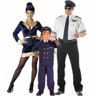 Commercial Airline Costumes