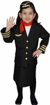 Child's Flight Attendant Costume