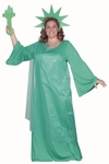Plus Size Statue of Liberty Costume