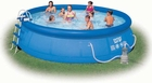 "15' x 36"" Easy Set Pool Set w/ Pump"