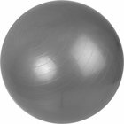 Gym Ball 30 Inch Diameter Silver