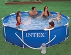 Intex 10 x 30 Metal Frame Pool