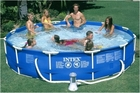 "Intex 12' x 30"" Metal Frame Pool"