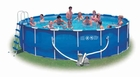 Intex 18 x 48 Metal Frame Pool Set