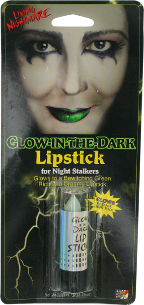 Glow-In-The-Dark Lipstick