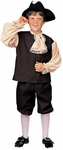Deluxe Colonial Boy Costume