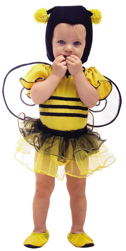 Toddler Beautiful Bumble Bee Costume