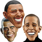 Barack Obama Masks