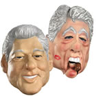 Bill Clinton Costume Masks
