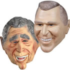 George Bush Masks