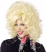Dolly Parton Singer Style Wig