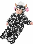 Baby Bunting Cow Costume