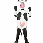 Teen LW Cow Costume