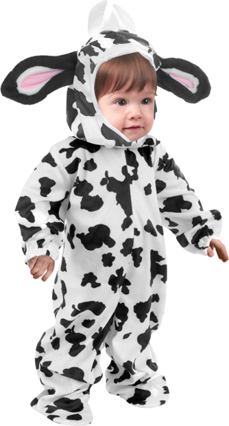 Toddler Heirloom Cow Costume