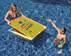 Corn Hole Bean Bag Toss Pool Game
