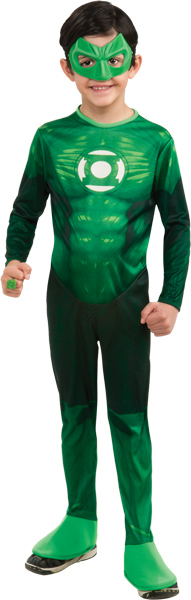 Child's Green Lantern Costume