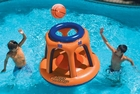 Inflatable Floating Pool Basketball Game