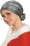 Mrs. Clause Costume Wig
