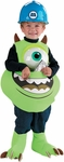 Child's Monsters, Inc. Mike Costume