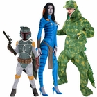 Sci-Fi Movie Costumes
