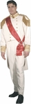 Adult Deluxe White Prince Charming Costume