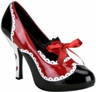 Queen of Hearts Pumps