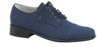 Adult Blue Suede Shoes